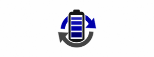 Battery Backup Power Icon