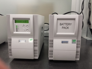 Battery Backup Power, Inc. Battery Cabinet
