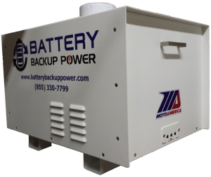 Battery Backup Power, Inc. UPS For MotoAmerica